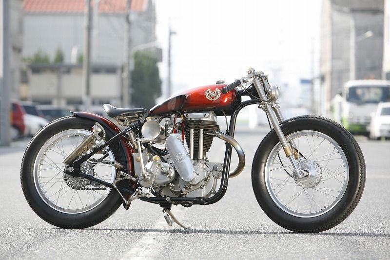 Aj S Cafe Racer For Sale